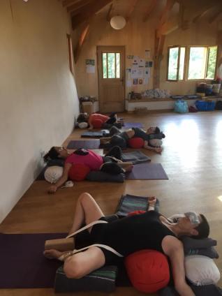 Yoga Iyengar - Pratique régénerante