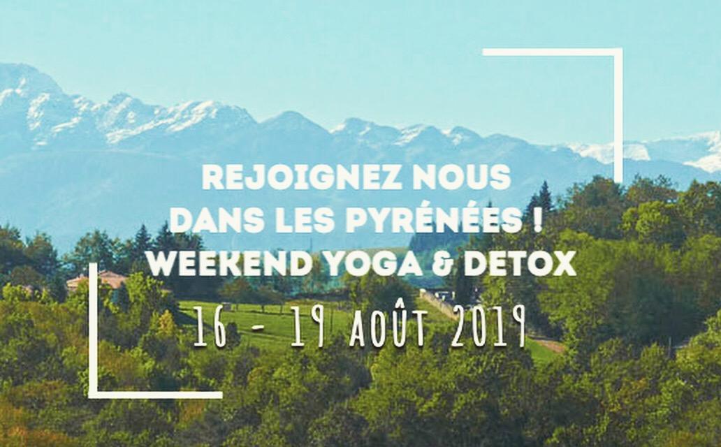 Weekend Yoga & Detox 2019